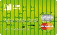 RBK Money MasterCard