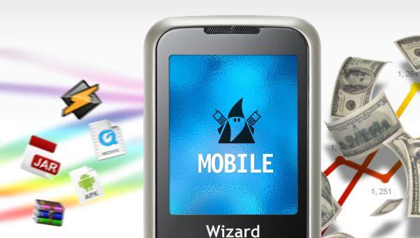 Биржа мобильного трафика Wizard  Mobile
